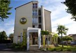 Hôtel Le Monastier-sur-Gazeille - B&B Hôtel Le Puy-en-Velay-1
