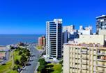 Location vacances Mar del Plata - Luminoso Monoambiente - Vista al Mar - Ed. Havanna-1