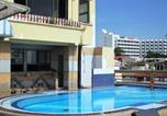 Hôtel Na Kluea - Aa Hotel Pattaya-3