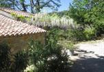 Location vacances Tourrettes - Holiday Home Chemin du Vieux Moulin-1