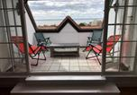 Location vacances Southend-on-Sea - Stunning Penthouse with Sea Views - Close to the Beach, Sea & Bars ,Restaurants & Shops-1