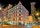 Hôtel Frankfurt am Main - Grand Hotel Downtown-4