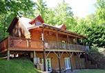 Location vacances Cherokee - Rising Ridge Cabin-4