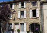 Hôtel Peyriac-Minervois - Maison du Coquelicot-1