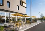 Hôtel Golf de Racing Club de France - Ibis Styles Guyancourt Versailles-1