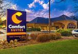 Hôtel Chesapeake - Comfort Suites Chesapeake - Norfolk-1