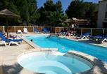 Hôtel Agde - Parc résidentiel les Hauts de Baldy-1