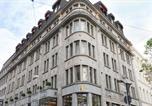 Hôtel Hannover - Central-Hotel Kaiserhof-1