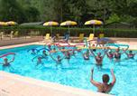 Camping avec Piscine Digne-les-Bains - Camping Les Eaux Chaudes-3
