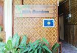 Hôtel Indonésie - Bilik Bamboo Hostel-2