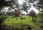 Location vacances Węgorzewo - Domek wakacyjny nad jeziorem-2