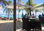 Hôtel Guadeloupe - Chambre 3 étoiles Piscine et plage privé au Manganao-4