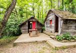 Camping 4 étoiles Camon - Yelloh! Village - Le Bout Du Monde-3