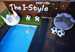 Location vacances Ban Chang - The I-style pool villa-2