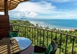 Villages vacances Ko Tao - Sunset Hill Boutique Resort Koh Phangan - Sunset Viewpoint-3