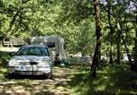 Camping avec Piscine couverte / chauffée Martiel - Camping La Truffiere à Saint Cirq Lapopie-3