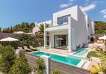 Location vacances Santa Eulària des Riu - Exclusive 4 Bedroom Villa minutes from the Beach, Ibiza Villa 1010-1