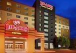 Hôtel Peoria - Par-A-Dice Hotel & Casino-2