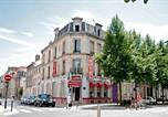 Hôtel Cormontreuil - Hotel Touring-1