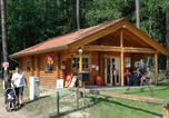 Camping en Bord de lac Allemagne - Campingplatz am Ziernsee-3