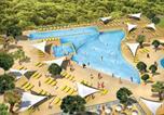 Camping 5 étoiles Le Grau-du-Roi - Homair - Beach Garden-1
