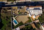 Location vacances Albufeira - #21 Old Town 3 Min Beach Terrace Seaview Garage Pool-2
