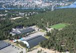 Hôtel Rovaniemi - Santasport Resort-4