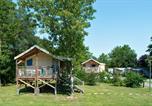 Camping avec Bons VACAF Maine-et-Loire - Camping Seasonova Les Plages de Loire-1
