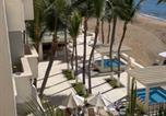 Location vacances Manzanillo - Espectacular Apto a pie de Playa con vista al mar-2
