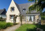 Location vacances Pédernec - Maison Neo Bretonne avec jardin clos-2