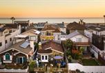 Location vacances Newport Beach - Sand Castle by Avantstay - Beach House on Balboa Peninsula w/ Patio & Hot Tub-1