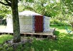Location vacances Saint-Quentin-de-Caplong - Yourte mongole véritable-4