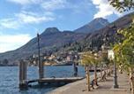 Location vacances Gargnano - Schöner Bungalow mit Terrasse und offenem Kamin, Pool bis max. 4 Personen, herrliche Sicht auf den See, oberhalb Gargnano am Gardasee-4