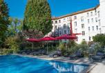 Hôtel 4 étoiles Poitiers - Les Loges du Parc – Les Collectionneurs-3