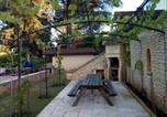 Location vacances Sainte-Mondane - La Maison du Coq, Fully-equipped Vacation Studio apartment-4