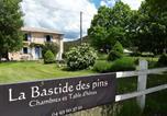 Hôtel La Martre - La Bastide des Pins-3