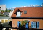 Location vacances Grenoble - Residilaverde Studio Ile Verte-3