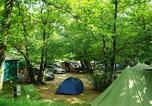 Camping avec Hébergements insolites Villefort - Camping La Châtaigneraie-4
