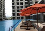 Location vacances Tuaran - Mei Apartment @ Lido 4 Seasons Residences-1