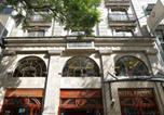 Hôtel Cuauhtémoc - Emporio Reforma-1
