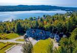 Location vacances Victoriaville - Condo vue lac Magog voisin du Club de golf Venise-3