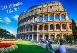 Location vacances  Ville métropolitaine de Rome - Apartment in Testaccio-4