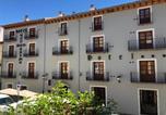 Hôtel Fuentespalda - Hotel Rey Don Jaime-1