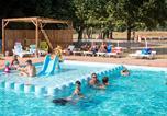 Camping avec Club enfants / Top famille Provence-Alpes-Côte d'Azur - Camping Les Rives du Luberon-3