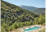 Location vacances Montbrun-les-Bains - Holiday home Plaisians 84 with Outdoor Swimmingpool-4
