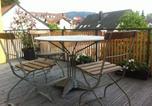 Location vacances Gengenbach - Das Gaestehaus-1