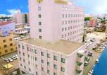 Hôtel Akita - Albert Hotel Akita-1
