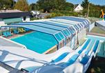 Camping avec Piscine Fouesnant - Camping la Mer Blanche -1