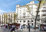 Hôtel Barcelone - Hotel Serhs Rivoli Rambla-4