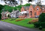 Hôtel Dumfries - Abington Hotel - Glasgow-1